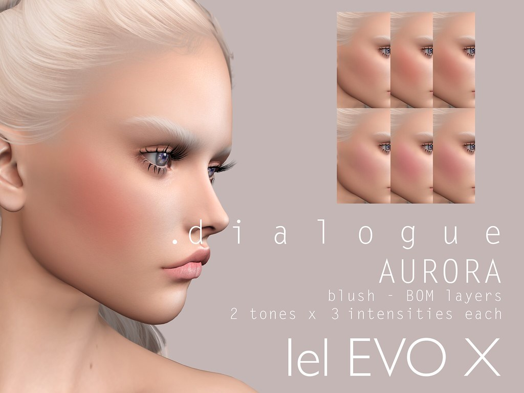AURORA BLUSH now available @ :::Beauty Event:::