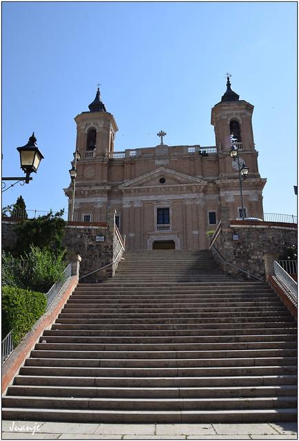 Iglesia de Santa María la Mayor (Épila, Aragón, España, 9-6-2021)