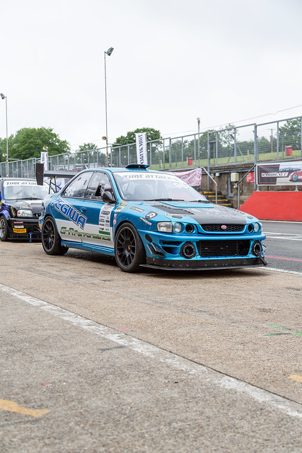 Time Attack 2021 - Rounds 2 & 3 - Brands Hatch