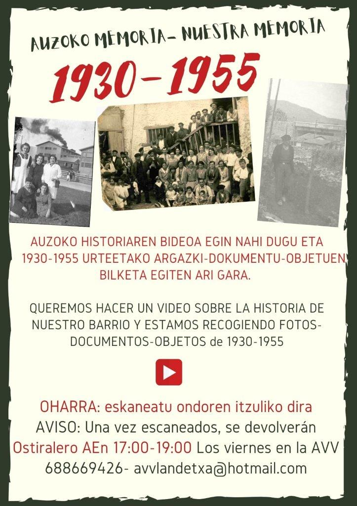 Memoria Barrio Nuestra Memoria