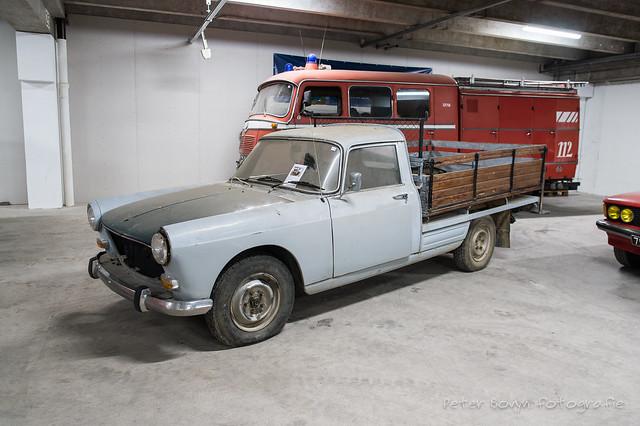 Peugeot 404 Pick-up - 1978