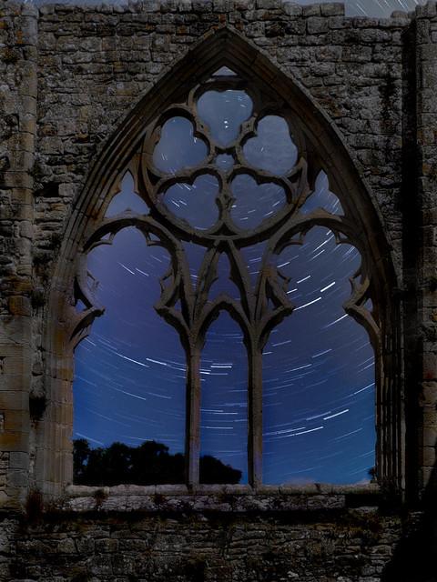 Window too the stars
