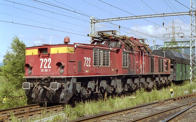 MUS 722 (127.722.7 - Most-Litvinov - 10/06/2005.