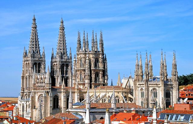 VIII Centenario Catedral de Burgos  1221 - 2021