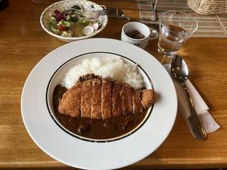 Katsu Curry from Seisen-ryo