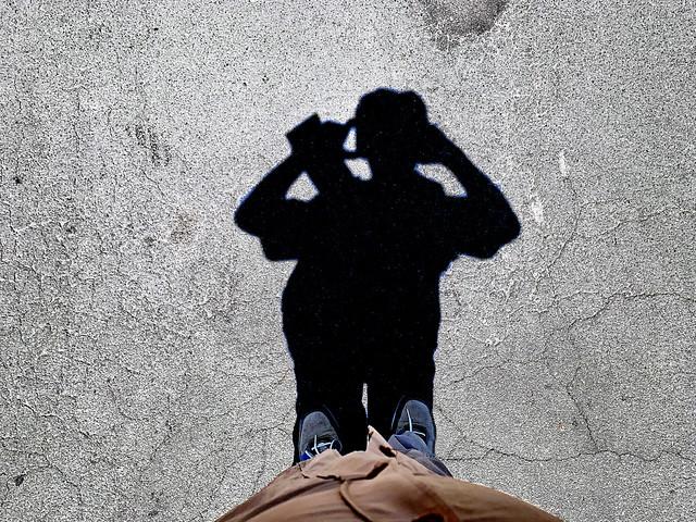 21th of June at noon. The shortest shadow at latitude 49°38'48'' north.