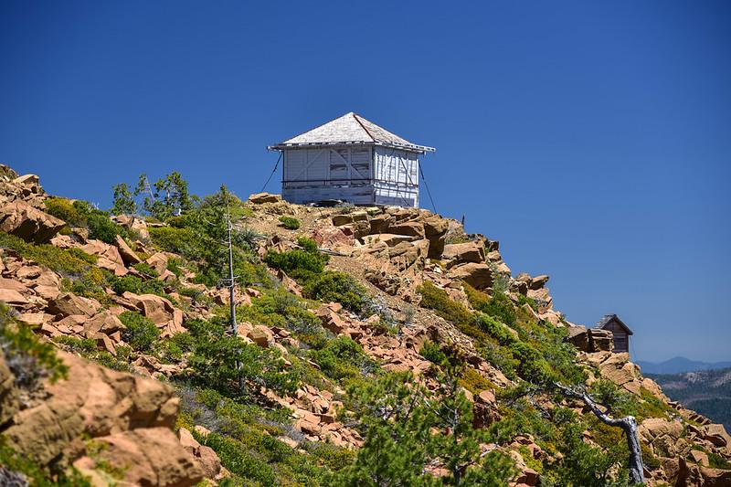 Pearsoll Peak Lookout