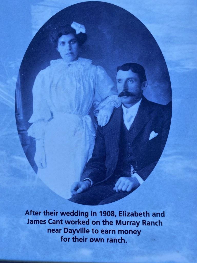Elizabeth & James Cant