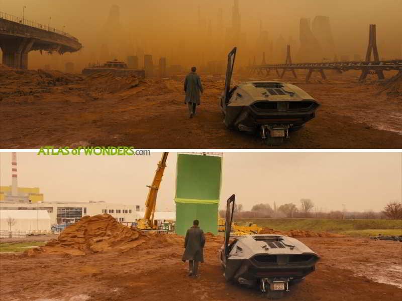 Where was Blade Runner filmed