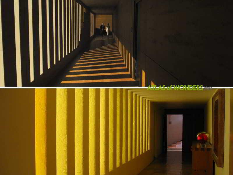 Interiors designed for Blade Runner 2049