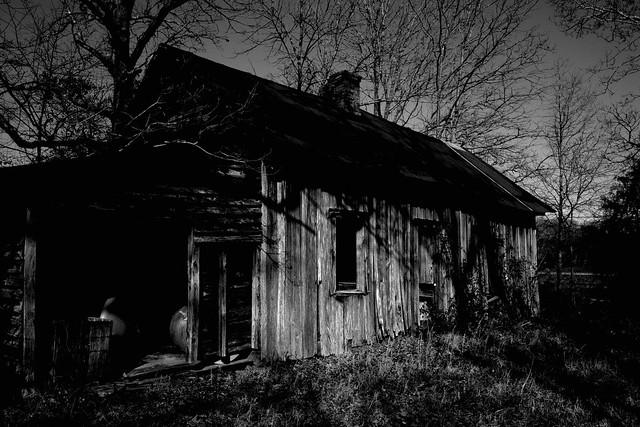 Moonlight shack