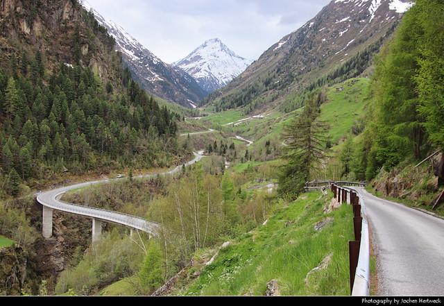 Venter Tal, Tyrol, Austria
