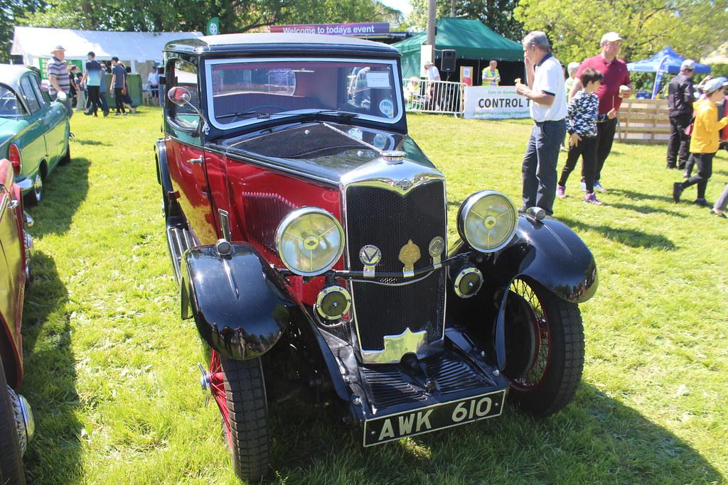 Riley 1935 Nine Monaco AWK 610