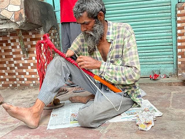 Mission Delhi - Ompal, Hazrat Nizamuddin Basti