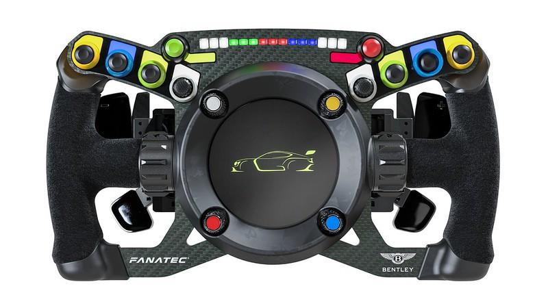 Fanatec Podium Steering Wheel Bentley GT3
