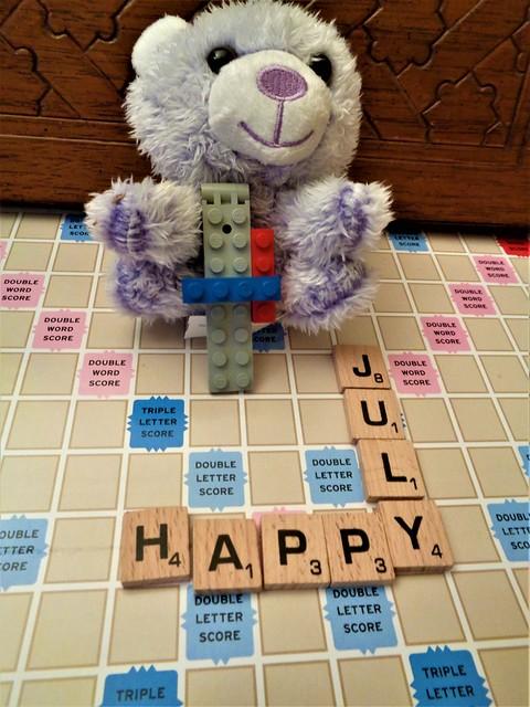 HAPPY TEDDY BEAR TUESDAY-------HTBT