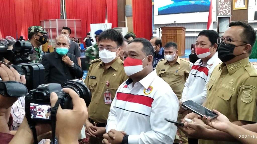 BP2MI MoU dengan Pemkot Manado, Benny Rhamdani: PMI Menyumbang Devisa Terbesar Kedua Setelah Migas