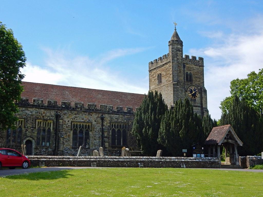 St. George's Church, Benenden, Kent