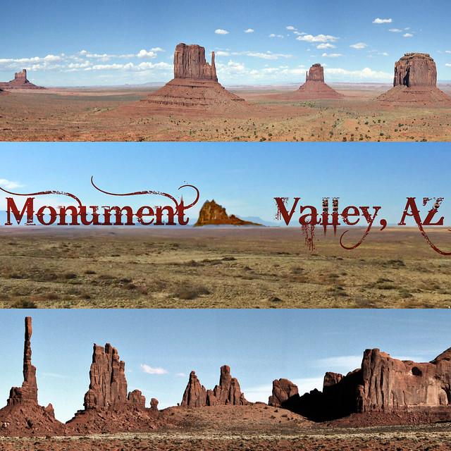 Monument Valley ★AZ★UT★ Navajo Nation Park