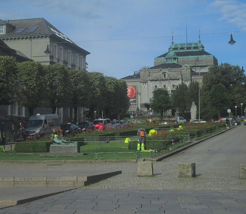 The National Theatre, Bergen