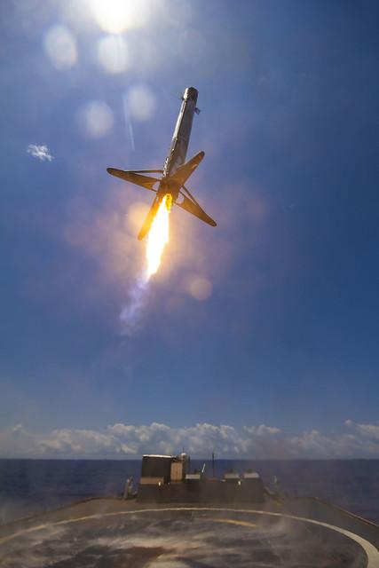 GPS III-5 Mission