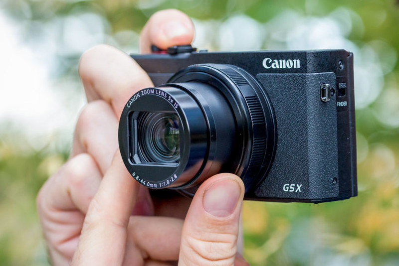 Máy ảnh Canon G5X Mark II