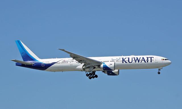 Boeing 777-300ER 9K-AOJ [62567/1491]