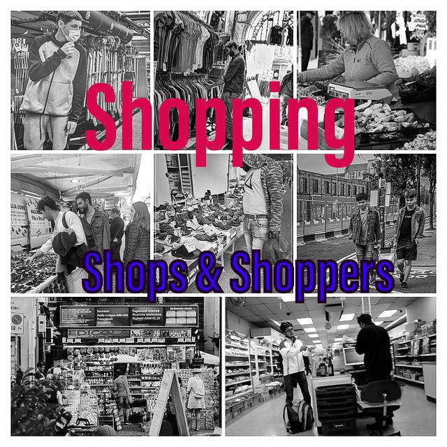 Shopping - Shops & Shoppers