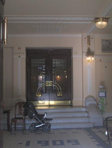 Internal Door, The National Theatre, Bergen