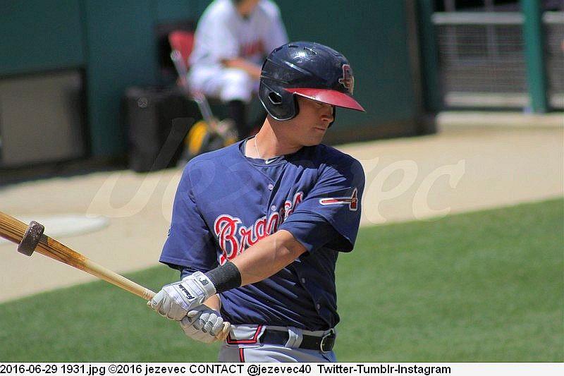 2016-06-29 1931 BASEBALL Gwinnett Braves @ Indianapolis Indians