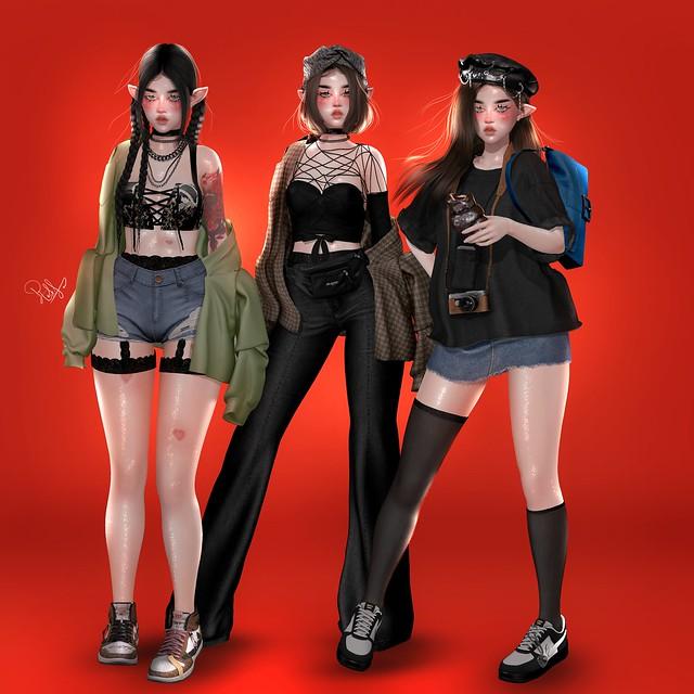 #Trio LookStyle