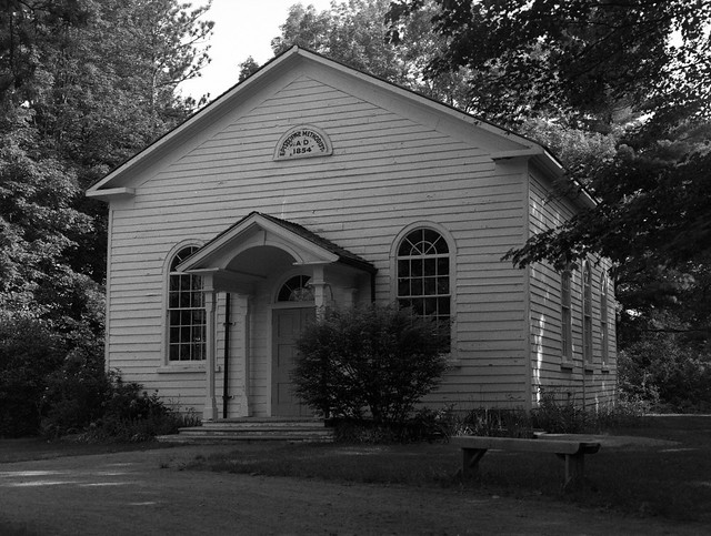 Mountsburg Church