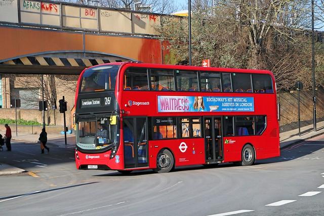 Stagecoach London - 11071 - YX68UTO