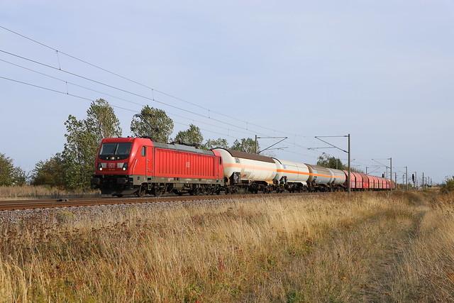 DB 187 080 - Sachsendorf - 24/09/2020.