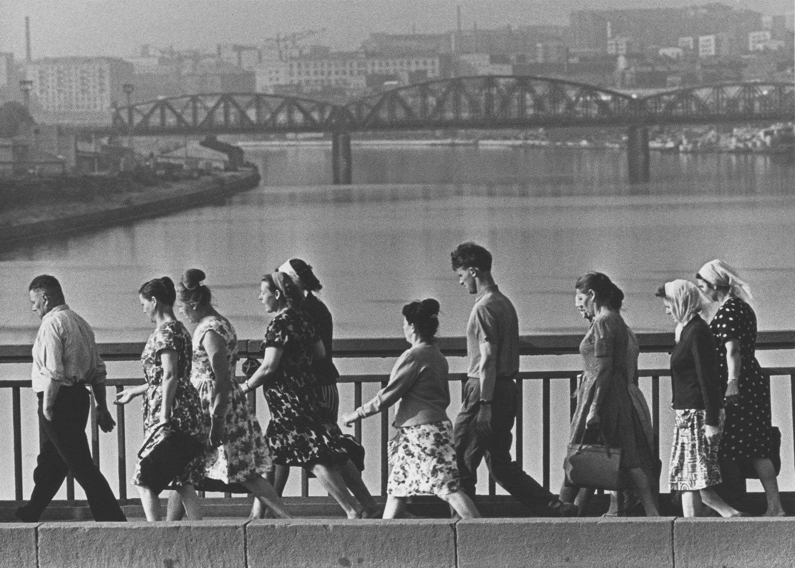 1964. Мост