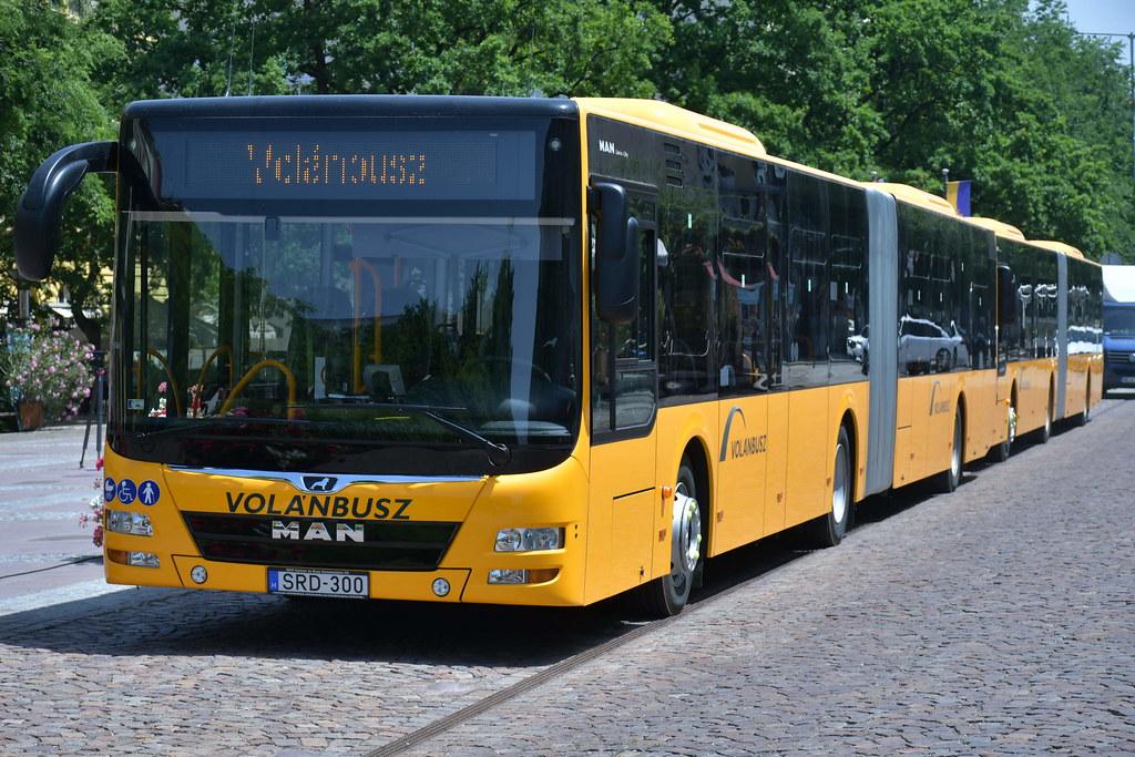 Korszerű új buszok érkeztek Szolnokra