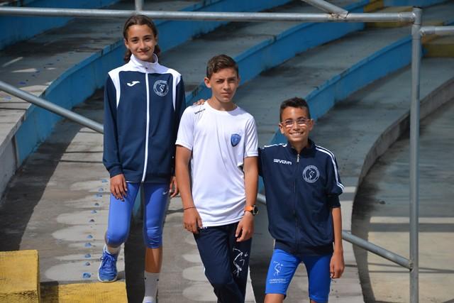 14 συμμετοχές στο Πανελλήνιο Πρωτάθλημα Κ16 για το Γυμναστικό Σύλλογο Λευκάδας