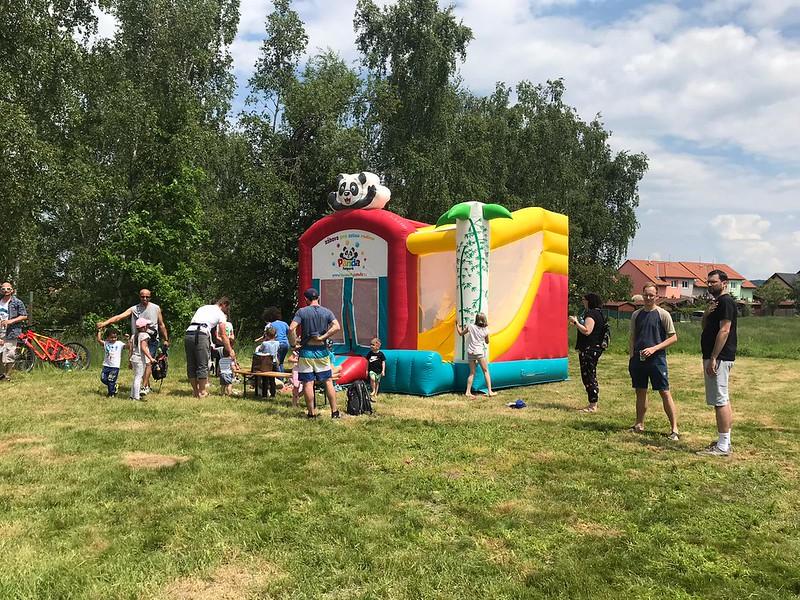 Sportovně pohádkový dětský den 2021