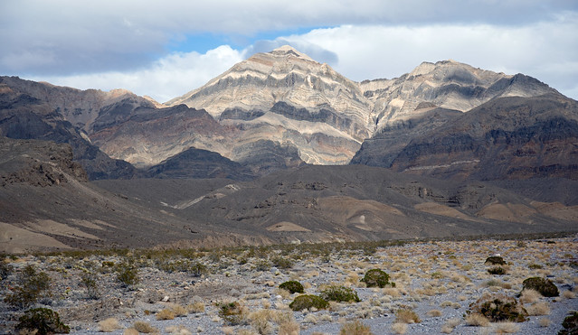 Funeral Mountains - Death Valley