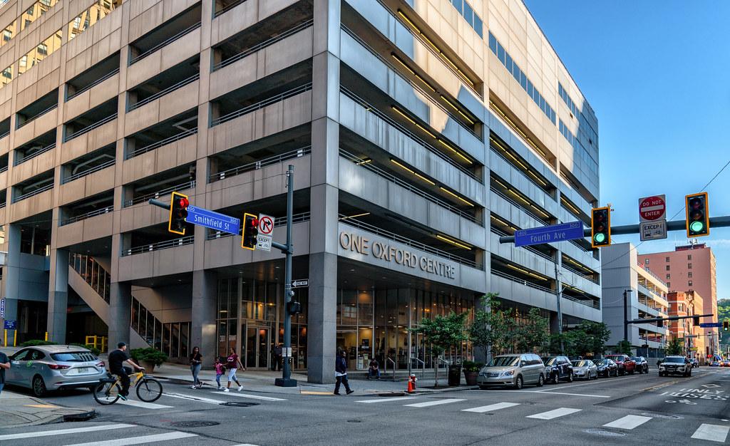 One Oxford Centre - Pittsburgh - Pennsylvania