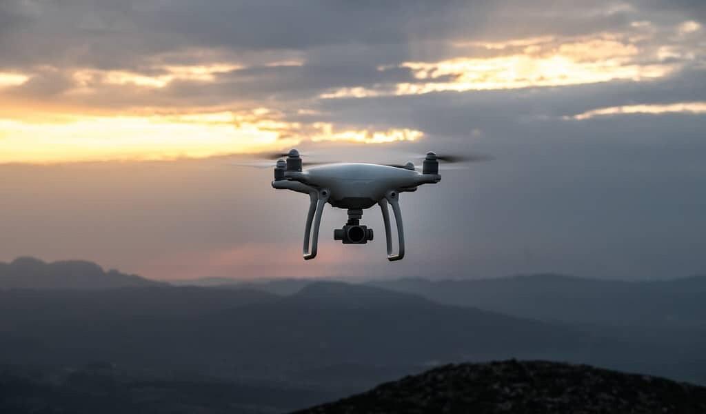 Des drones pour trouver des météorites fraîchement tombées