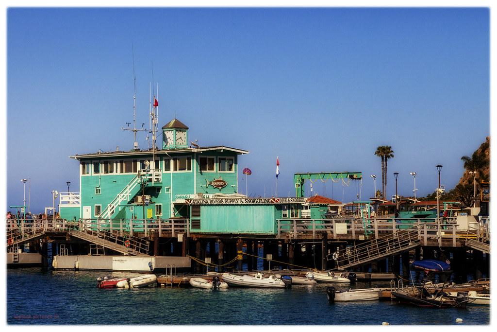 Avalon pier    8926