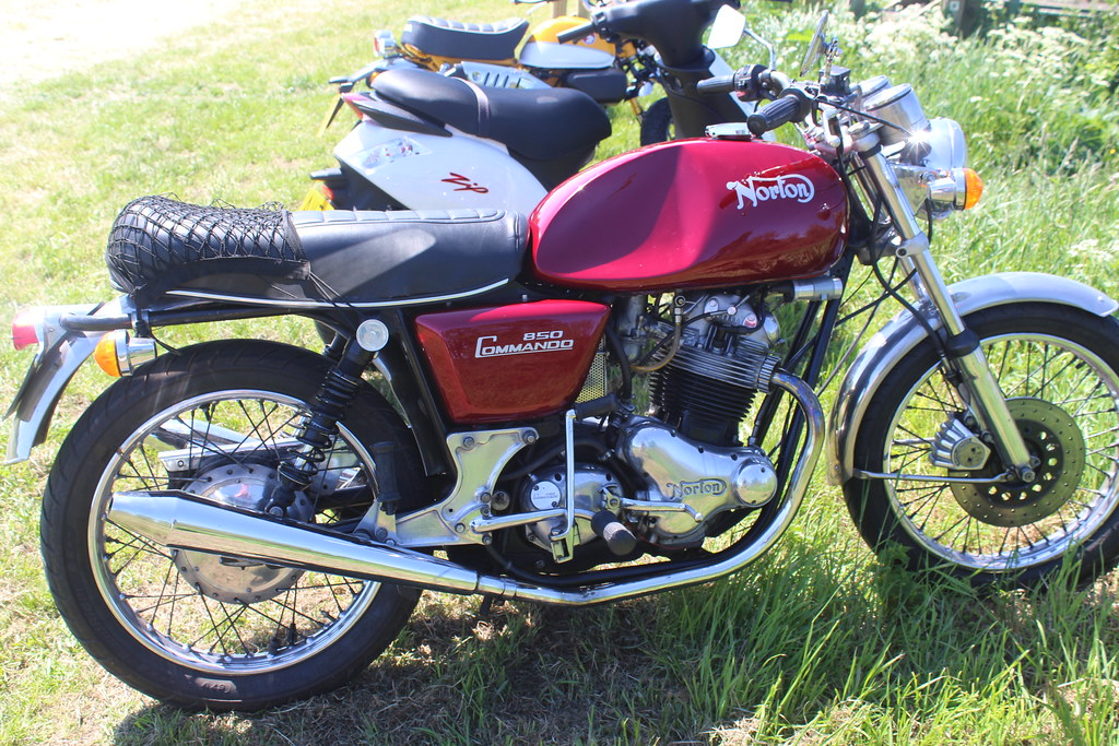 Norton 1974 Commando 850cc VMR 763M