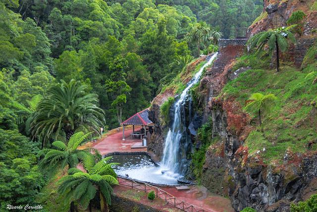Ribeira dos Caldeirões Natural Park, Azores, Portugal