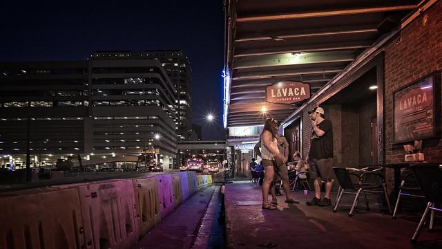 Lavaca Street nights