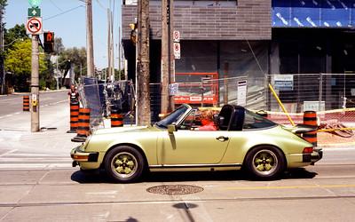 Porsche 911 Targa _