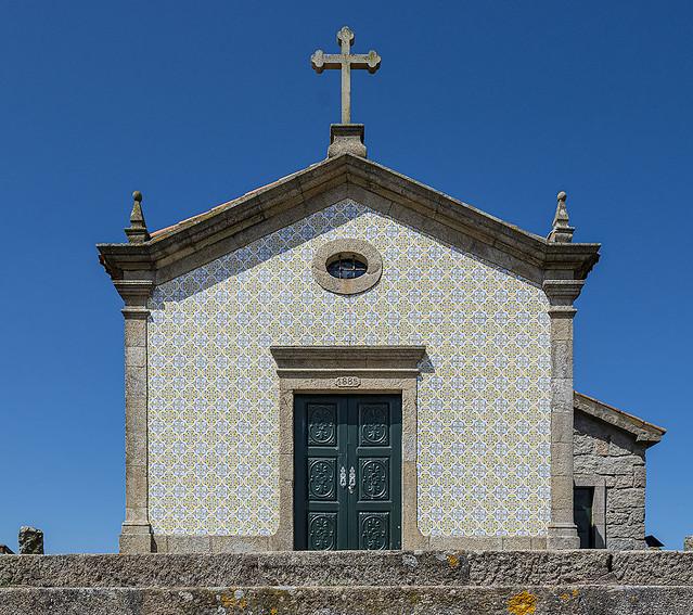 Capela d' San Paio, Caminho de Santiago.