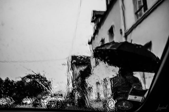 Día de lluvia.