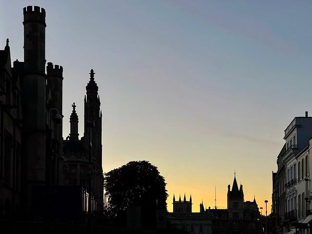 Cambridge 22 June