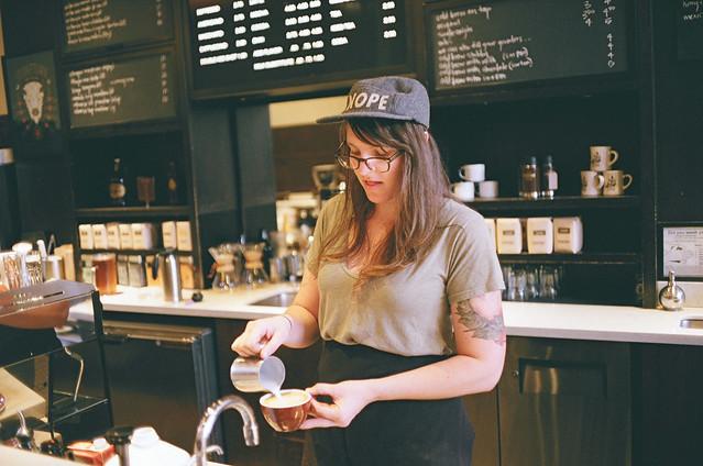 Stumptown Coffee Portland OR